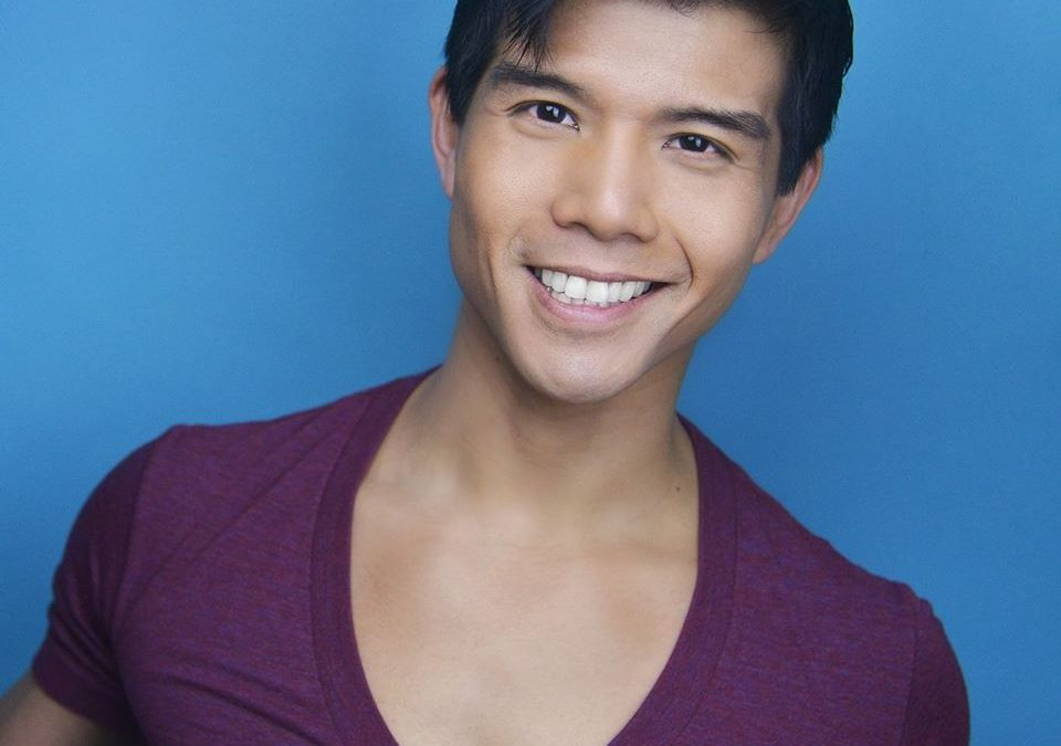 May 14: Cabaret at The Commons with Telly Leung