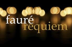 Fauré's Requiem – altered format